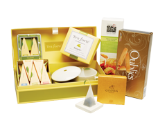 Tea Forté Relaxation Tea Set Gift